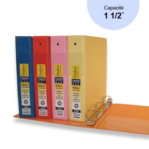 """Standart 1.5"""" couleurs"""
